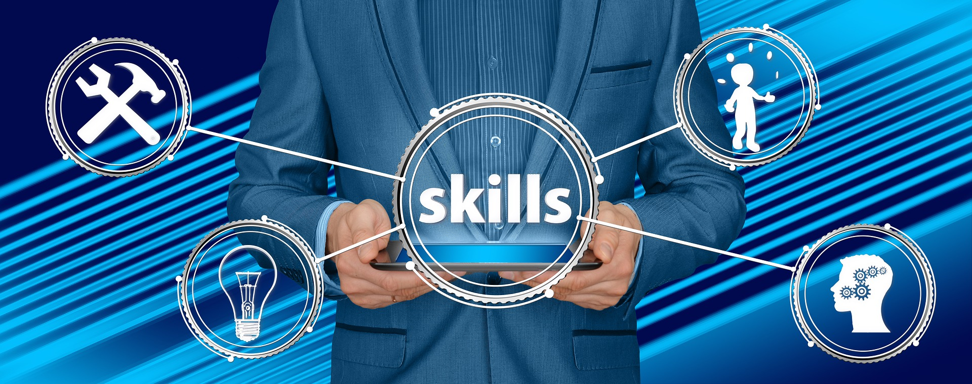 Matching skills to what employers are looking for is key to finding your dream job.